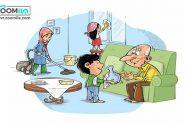 تمیز کردن خانه را از کجا باید شروع کرد؟