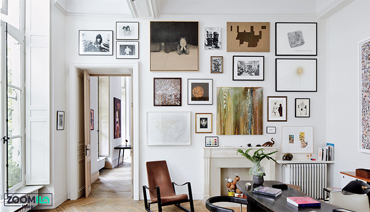 دیوار آپارتمان