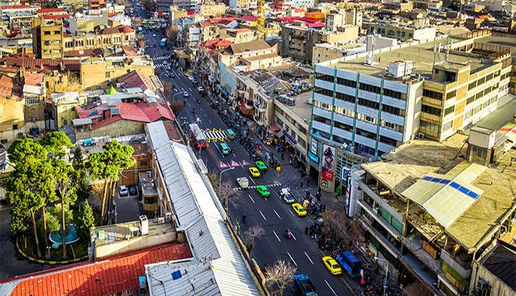 محله جمهوری تهران ؛ بورس لوازم خانگی برقی پایتخت