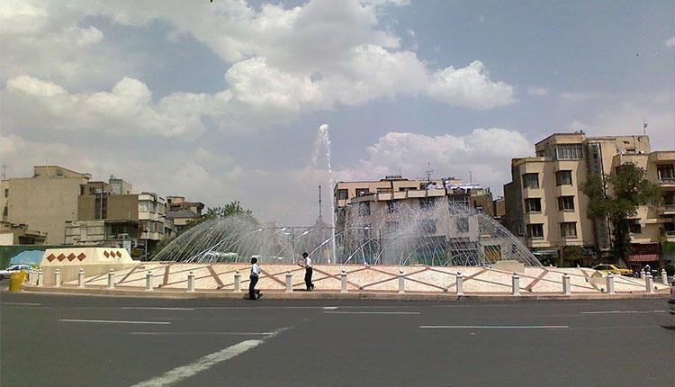 عکس میدان جمهوری تهران