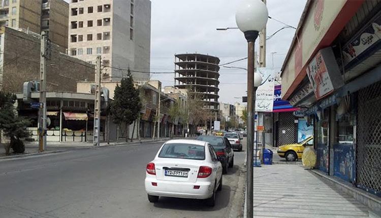محله شاهین ویلا در کرج
