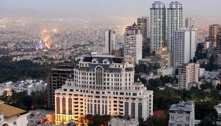 خانههای لاکچری تهران