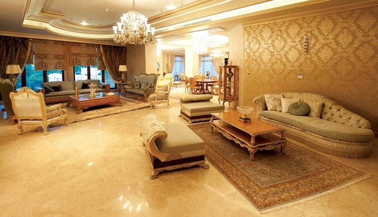 لوکس ترین خانههای تهران
